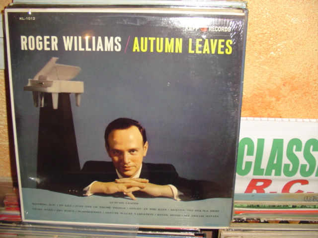 SEALED - ROGER WILLIAMS / AUTUMN LEAVES / KAPP [ 77 [